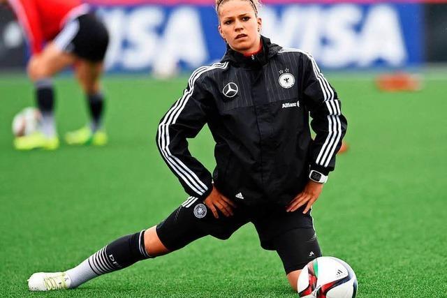 Neuanfang für Melanie Leupolz bei den DFB-Frauen