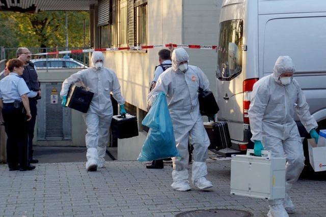 Bluttat in der Tiefgarage – Ehemann tötet Frau und ihren Partner