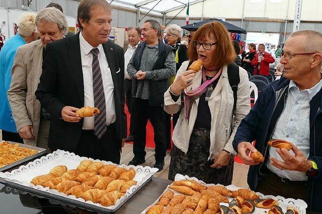 Erste Dreilandmesse in Rheinfelden startet durch