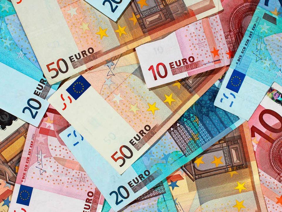 Wem gehört das Geld? (Symbolbild)  | Foto: dpa