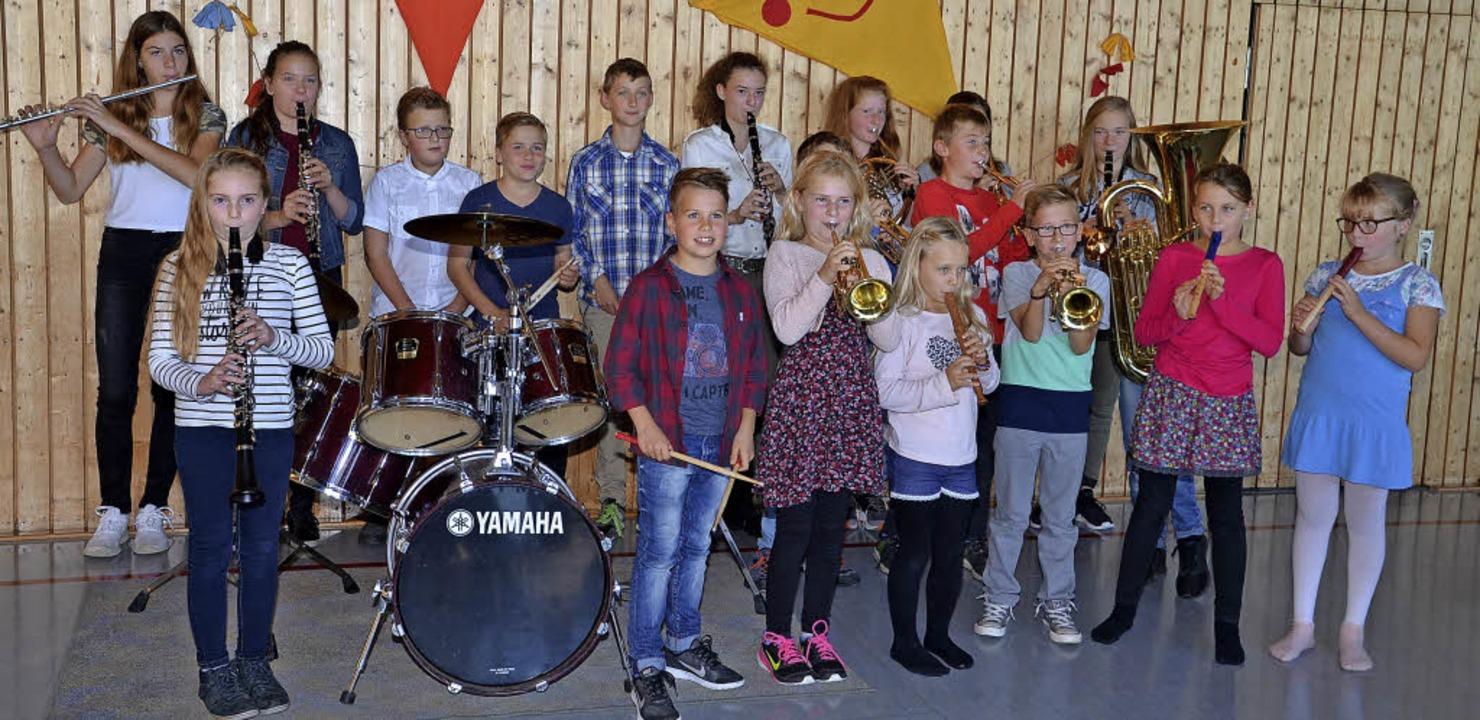 Forchheim. Die Kinder- und Jugendliche...hrigen Vorspielnachmittag gestalteten.  | Foto: Roland Vitt