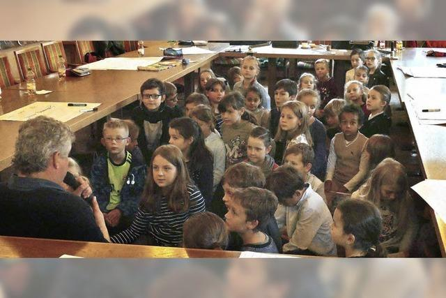 Grundschüler vermissen Klodeckel