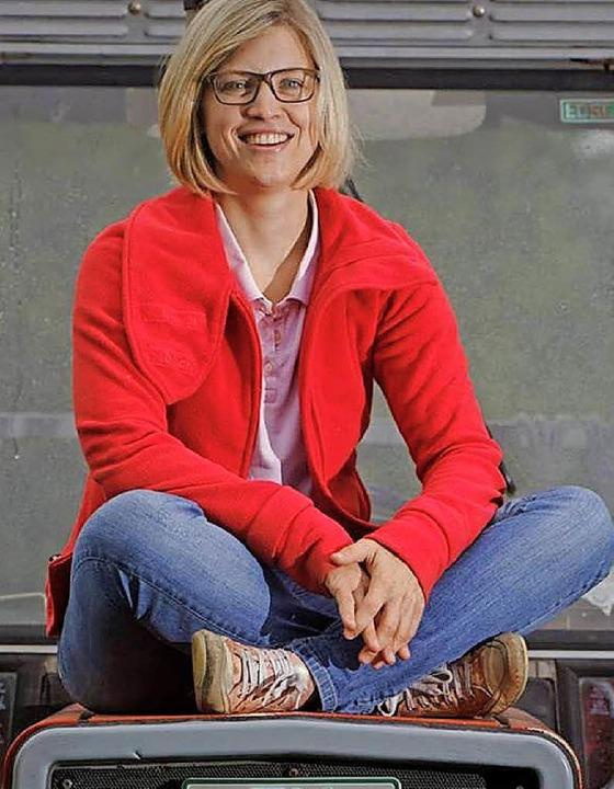 Jutta Zeisset engagiert sich bei den L...in. Sie beschäftigt rund 30 Menschen.   | Foto: Privat