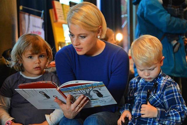 Die Kinderbuchmesse Lörrach widmet sich dem Thema Freundschaft