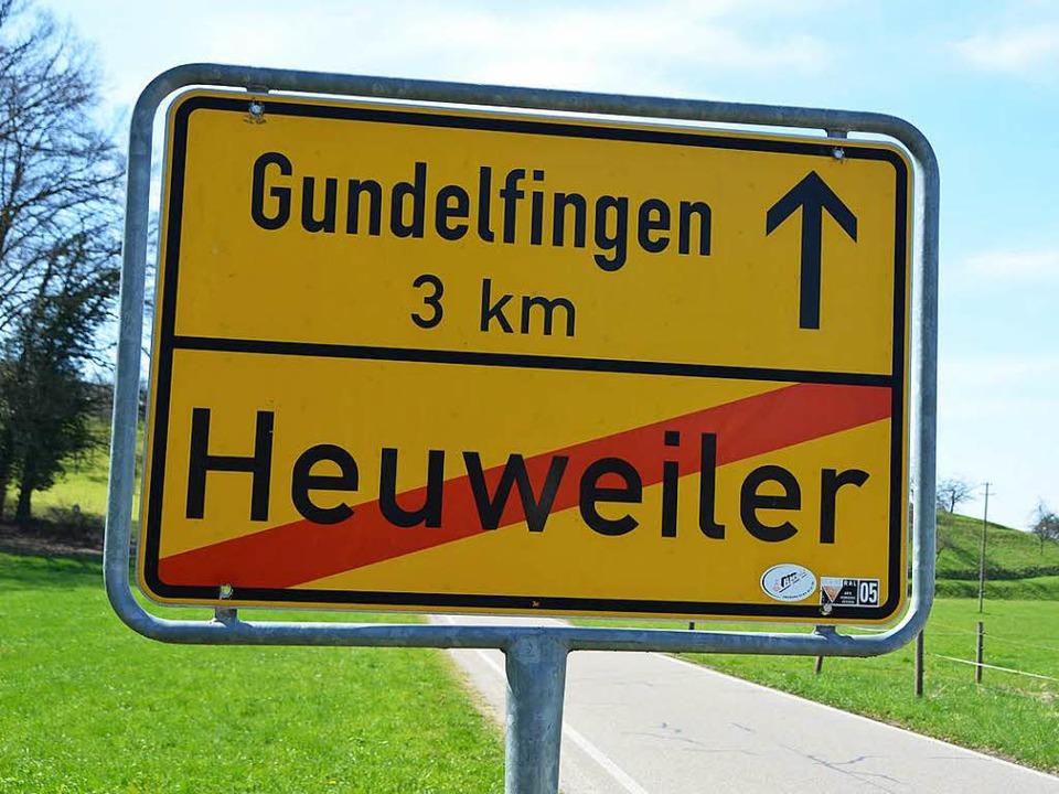 23 Flüchtlinge sind Heuweiler bis zum ...Nachbarn nach Gundelfingen geschickt.     Foto: Max Schuler