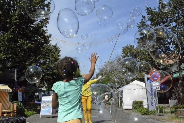 Weil-aktiv will den großen Centern in der Stadt Paroli bieten