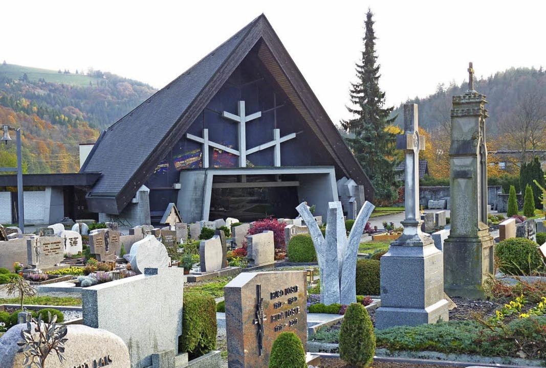 Der Schönauer Friedhof ist praktisch der Zentralfriedhof der GVV-Gemeinden.   | Foto: Dirk Sattelberger