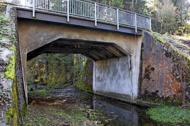 Große Pläne für eine kleine Brücke