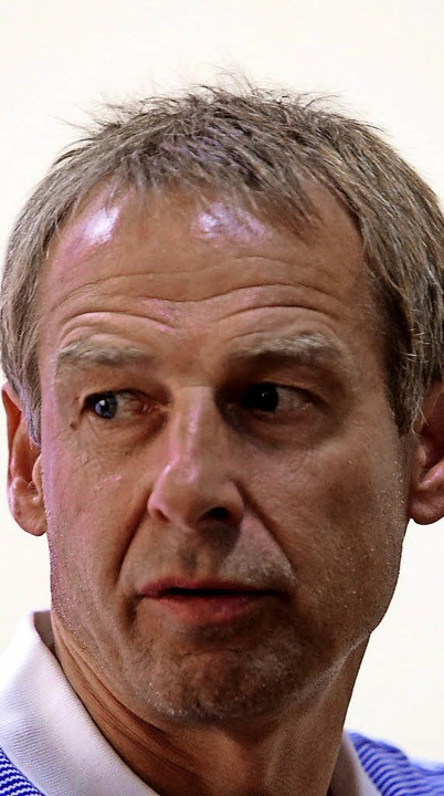 Klinsmann    Foto: dpa
