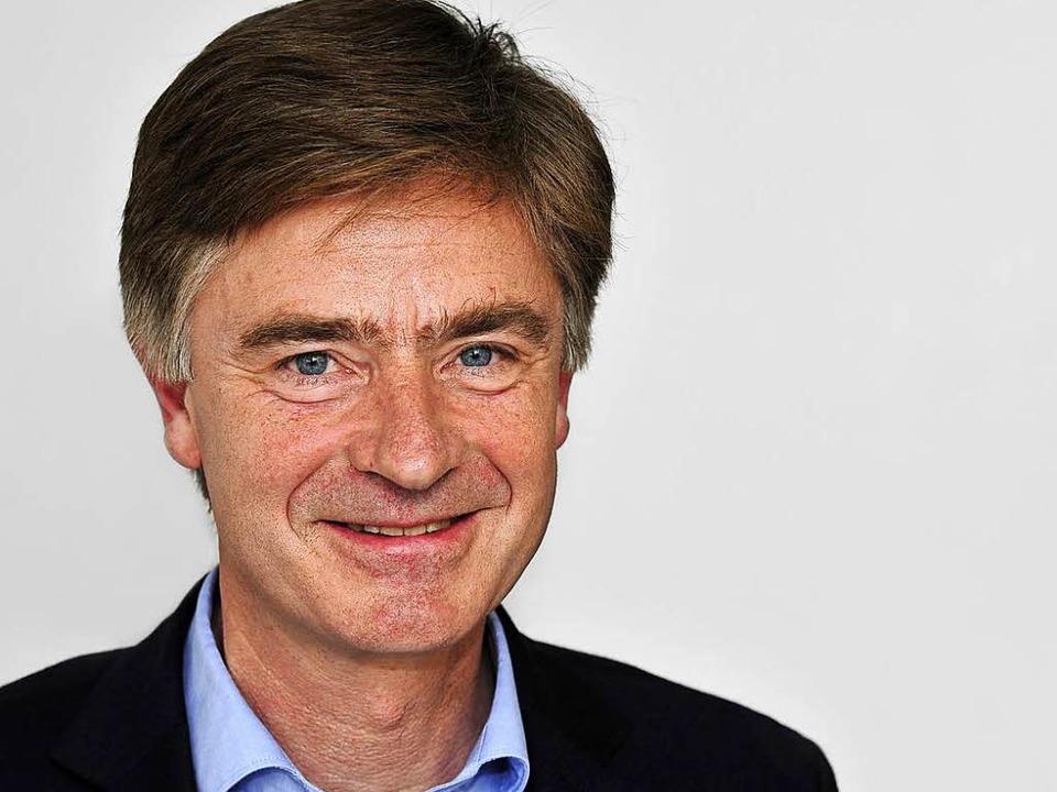 Der CDU-Bundestagsabgeordnete Matern von Marschall   | Foto: Kunz