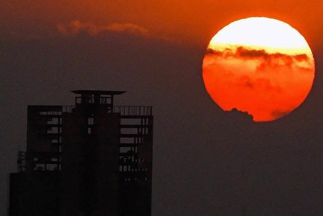 Der höchste Slum der Welt in Caracas ist bald Geschichte