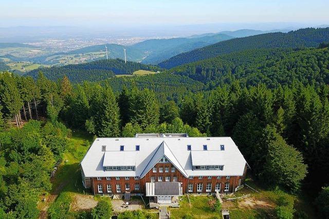 Investoren für das Berghaus Freiburg am Schauinsland gesucht