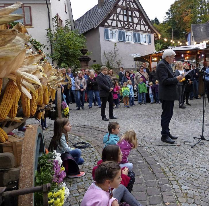 Eröffnung Heimbacher Kilwi  | Foto: Aribert Rüssel