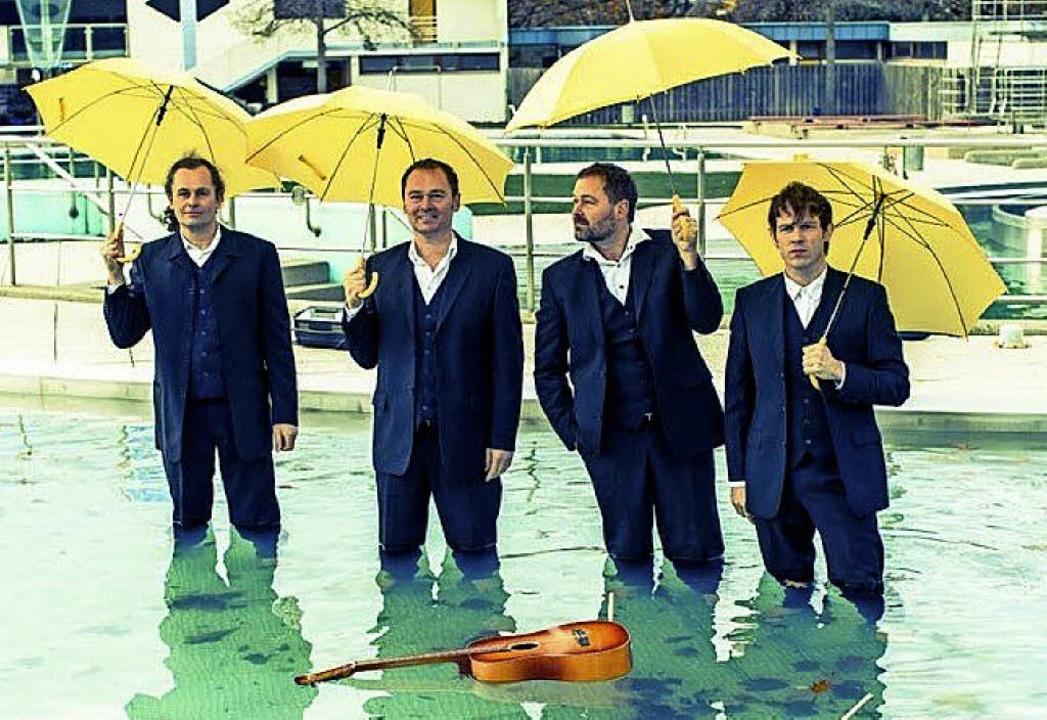 Das Acoustic Fun Orchestra bietet in d...r Rock-Geschichte in eigener Version.     Foto: Veranstalter