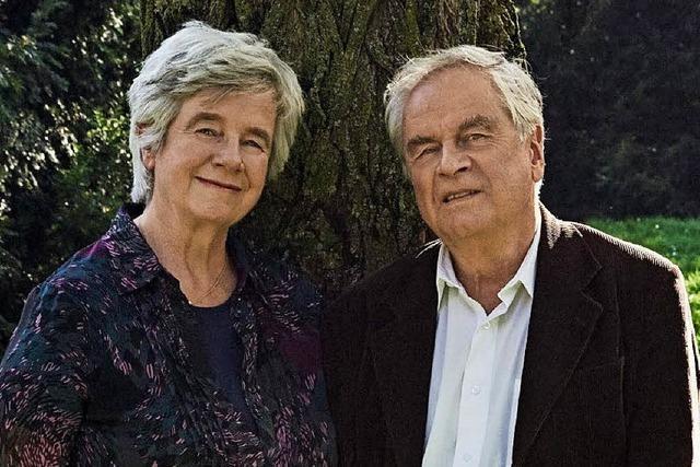 Frido und Christine Mann in Kirchzarten