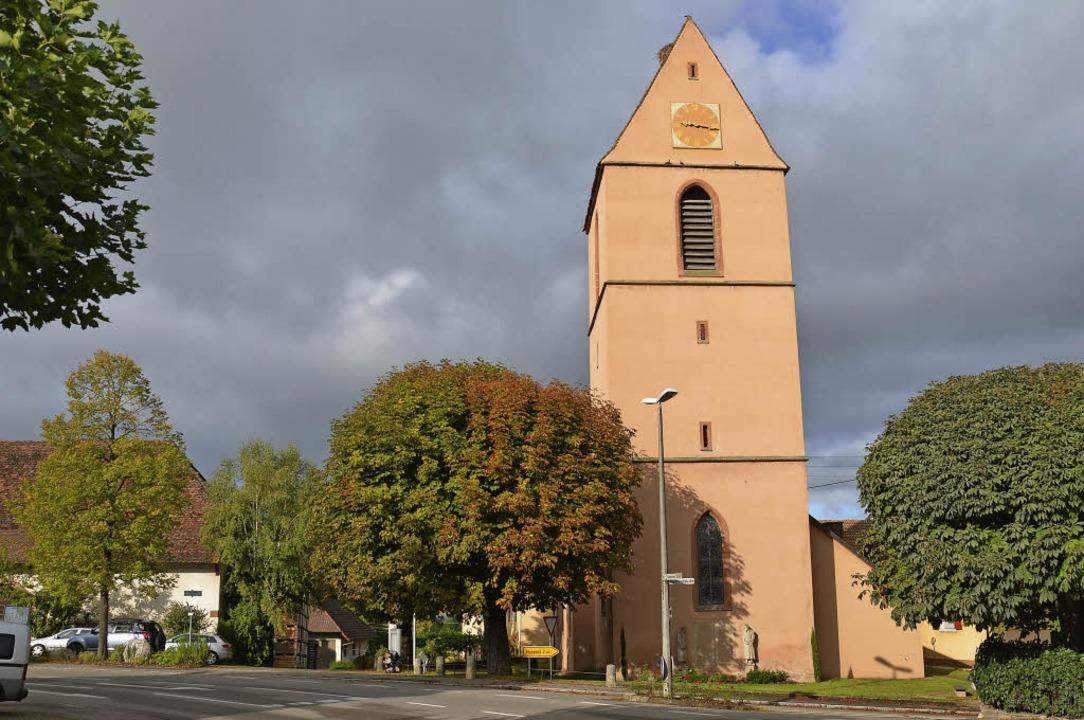 Die evangelische Kirche wirbt um Kirch...aktuell gewählte Kirchengemeinderäte.     Foto: Marco Schopferer