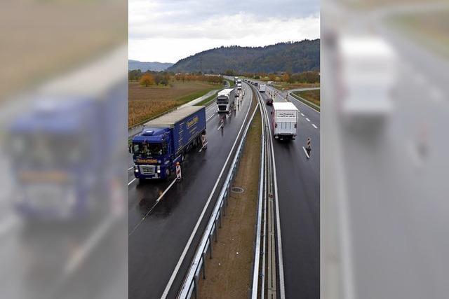 Bald freie Fahrt zwischen Offenburg und Gengenbach