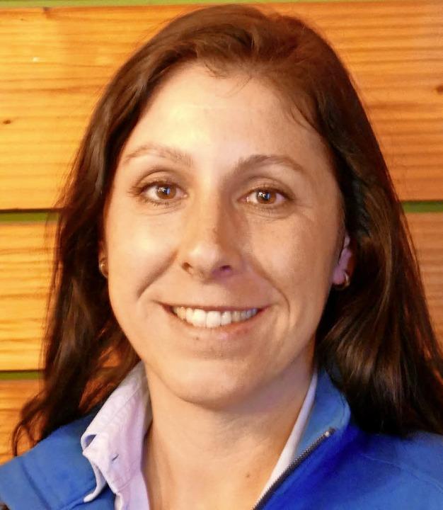 Ramona Schillocks ist neue Protokollführerin des Skiclubs Öflingen.    Foto: Hrvoje Miloslavic