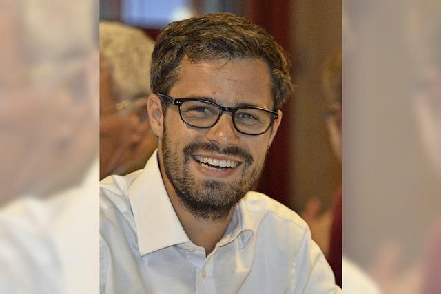 Julien Bender bleibt Vorsitzender der Freiburger SPD