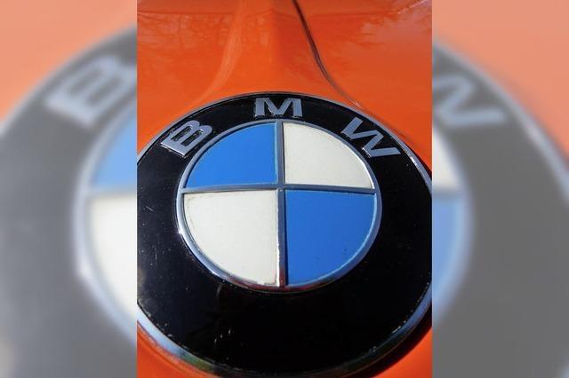 BMW ist sauer auf VW und Daimler
