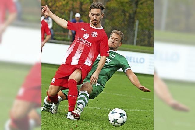 FC Löffingen zu passiv