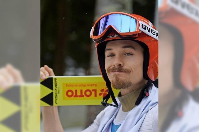 Tobias Simon gewinnt DM-Bronze