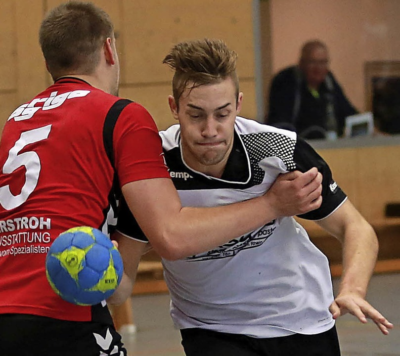 <BZ-FotoAnlauf>Handball:</BZ-FotoAnlau... minimiert – und siegte erneut.   | Foto: Schöchlin