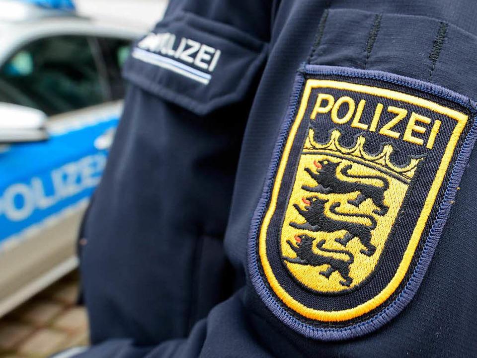 Polizisten müssen in der Ausbildung viel mitmachen.  | Foto: dpa