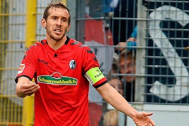 SC-Kapitän Schuster von Hertha-Fans bespuckt: