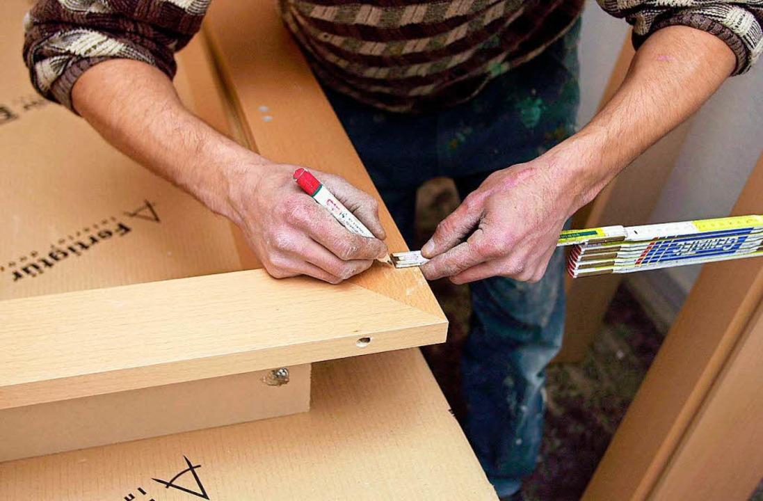 Die Kreishandwerkerschaft sieht der Neuerung gelassen entgegen.  | Foto: dpa