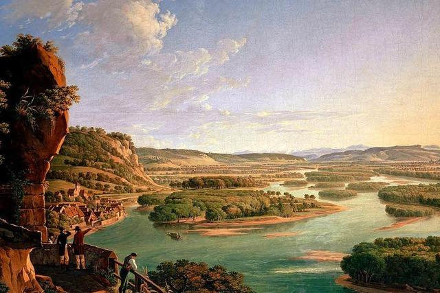 Vor 200 Jahren ließ Johann Gottfried Tulla den Rhein begradigen