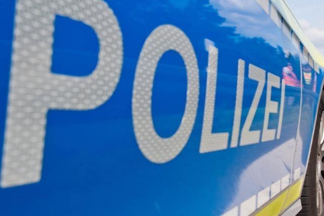 Mülleimer am Waldkircher Stadion gesprengt