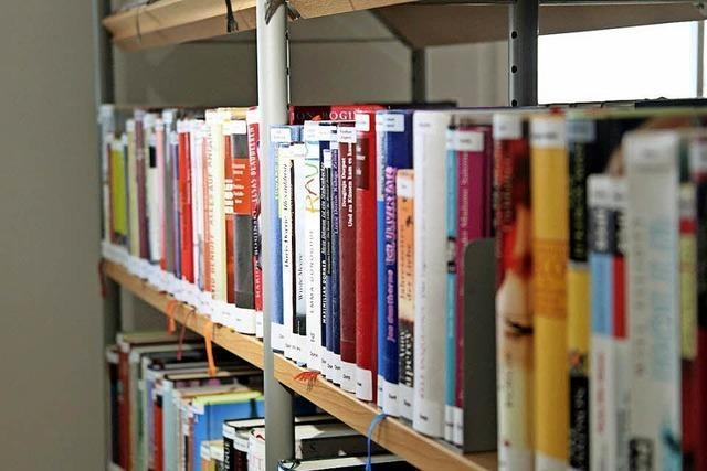 Neuvorstellungen der Frankfurter Buchmesse in Neuenburg