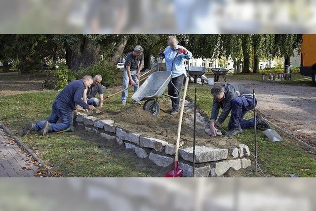 Umgestaltung Hebelpark hat begonnen