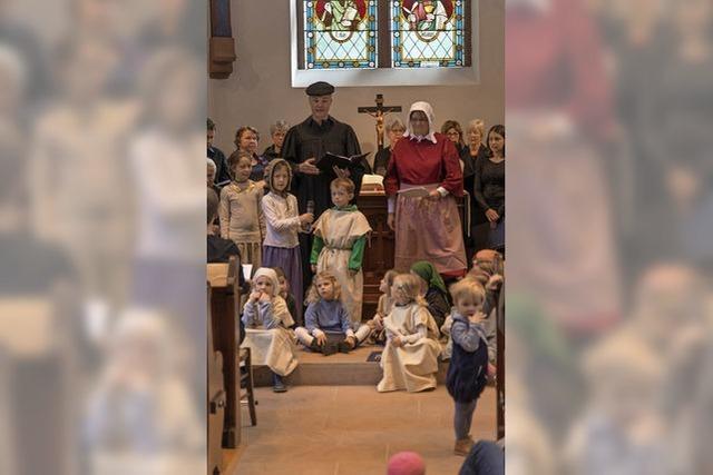 Familienleben bei den Luthers