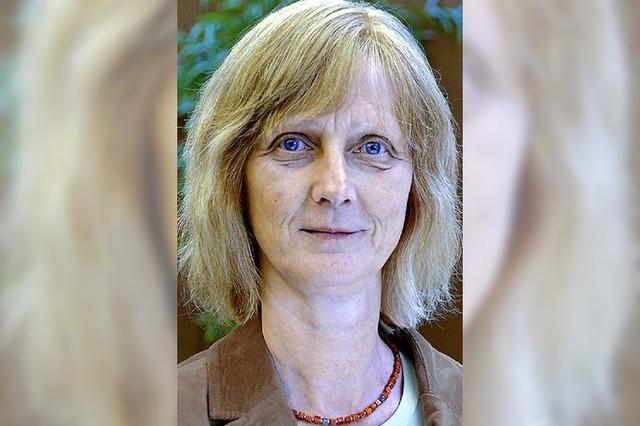 Ruth Cremer-Ricken hat Fragen zum Spital