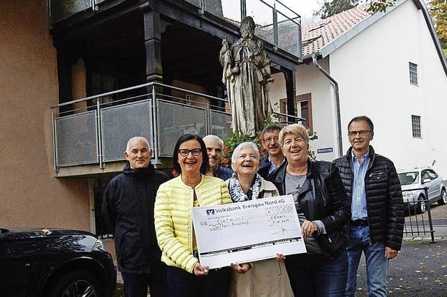 1000 Euro für Soziales