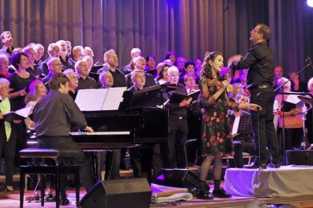Chorkonzert in St. Georgen