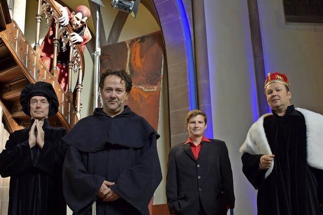 Der Papst ist nicht nur böse, und Luther hat auch Abgründe