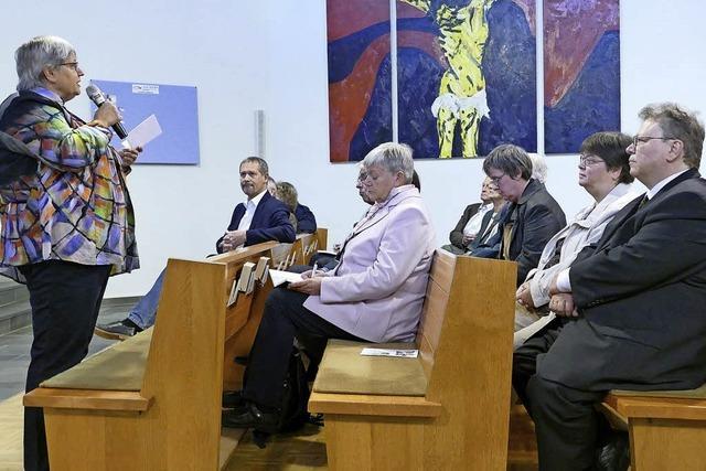 Evangelische Kirchengemeinde wächst weiter zusammen
