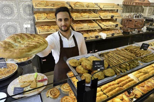 Im Stühlinger hat eine türkische Bäckerei eröffnet