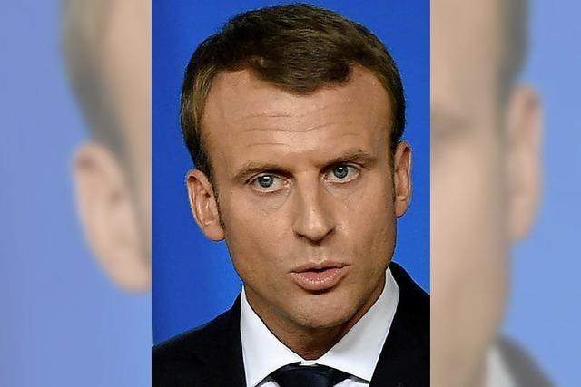 Macron schafft Vermögensteuer ab
