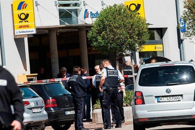 Vier Jahre Haft für Banküberfall in Waldshut-Tiengen