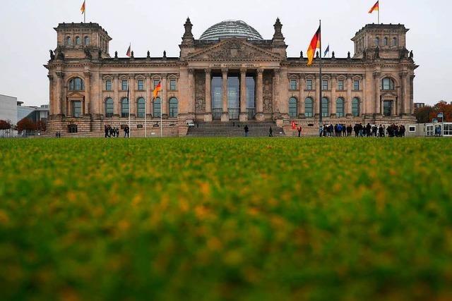 Diese Neulinge aus der Region sitzen jetzt im Bundestag