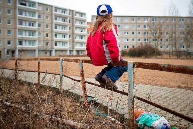 Jedes fünfte Kind lebt für längere Zeit in Armut