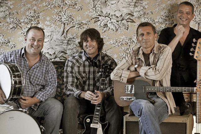 Tribute-Band im Café Verkehrt in Murg-Oberhof
