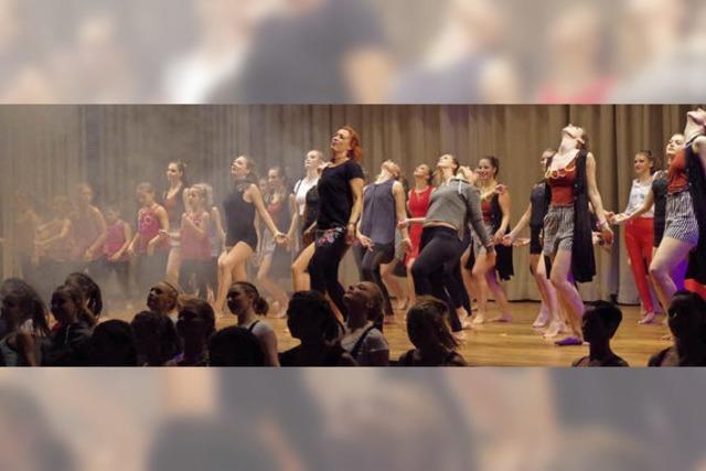 Tanzend Geschichten erzählen