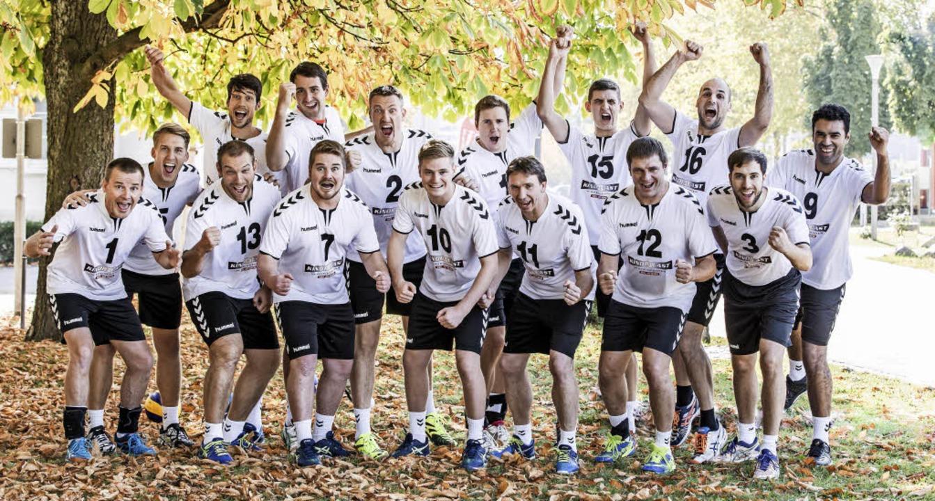 Leidenschaft in jedem Moment, auch bei...otermin: die Volleyballer des VC Weil   | Foto: Steffen Meissner