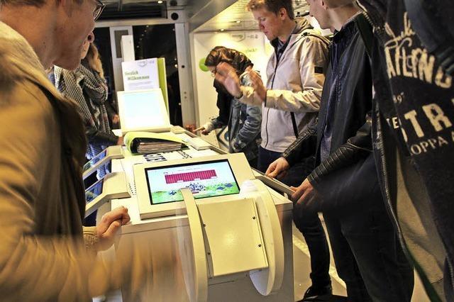 Mobil und multimedial für Nachhaltigkeit
