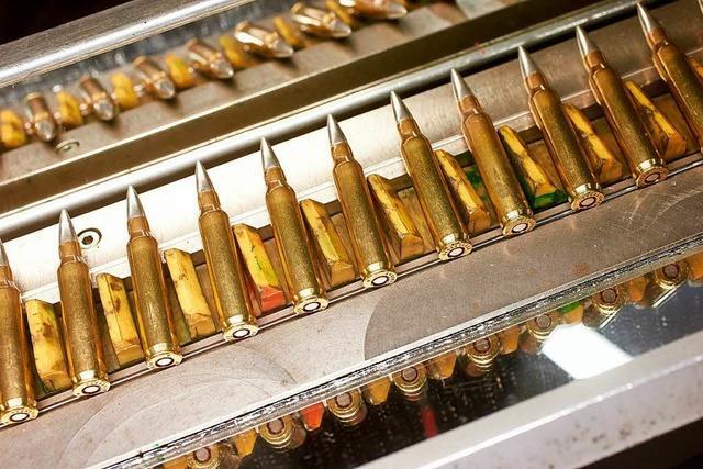 Für das Nein zur Munitionsfabrik gibt's mehrere Gründe